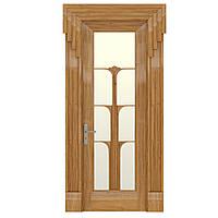 Межкомнатная дверь Casa Verdi Conte 7 из массива ольхи