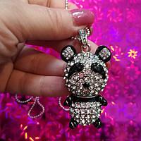 Сувенирная подарочная флешка 32 гб Мишка, фото 1