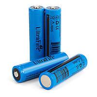Акумулятор Li-ion 18650 UltraFire 18650 1300mAh 3.7V, Blue
