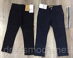 Котоновые брюки для мальчиков S&D 6-16 лет