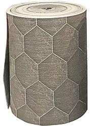 Полотно ППЭ самоклейка РИСУНОК РВАНЫЙ КАМЕНЬ ламинированое Теплоизол  5 мм