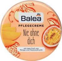 Зволожуючий крем для зволоження тіла Mango & Passionsfrucht Balea 30ml