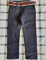 Котонові штани для хлопчиків S&D 4-12 років