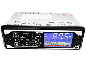 Автомагнітола 1DIN 3884 ISO MP3 сенсорний дисплей ZV