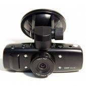 Автомобильный видеорегистратор 540 4-кратный зум черная коробка