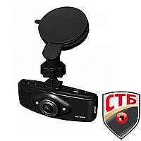 Автомобильный видеорегистратор L600 F 5 Mega Pixels CMOS 1920*1080 (L 6000 коробка)