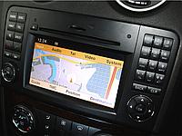 Автомагнитола Gazer VI700A-NTG25. Mercedes-Benz ML (W164), GL (X164), G class