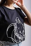 Футболка жіноча з слоненям Дамбо, фото 2