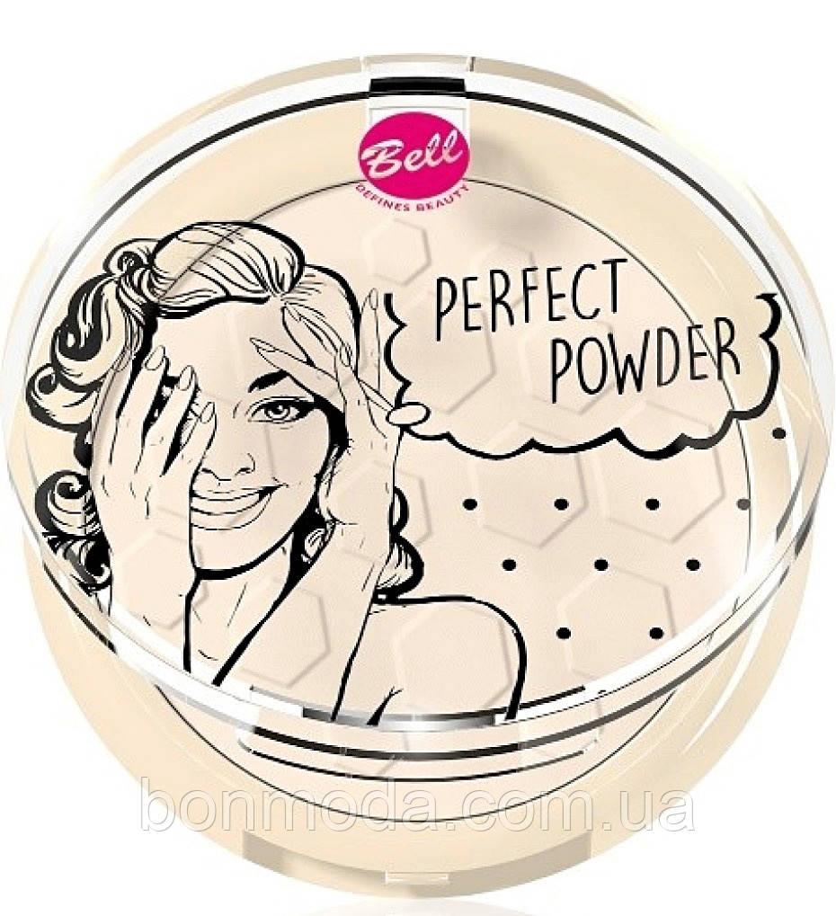 Универсальная пудра с ароматом манго Perfect Powder Banana Power Bell
