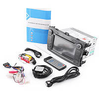 "Штатная магнитола ""Toyota Corolla"" 6008 TV/GPS / IPOD / RDS / USB / SD / Управление с руля"