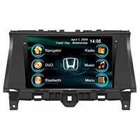 "Штатная магнитола ""Honda Accord"" 6019 TV/GPS / BT / SD / USB / IPOD / RDS. Управление с руля"