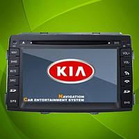 """Штатная магнитола """"Kia Sorento"""" TV/GPS / BT / SD / USB / IPOD / RDS / Картинка в картинке"""