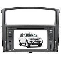 """Штатная магнитола """"Mitsubishi Pajero"""" 9807 GPS / IPOD / RDS / USB / SD / Управление с руля"""