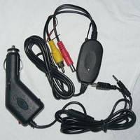 Радиопередатчик для навигатора в автомобиль 12V от прикуривателя