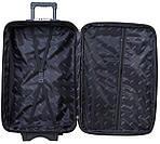 Набір валіз і кейс 4 в 1 Bonro Style чорно-зелений (10120410), фото 4