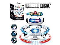 Оригинал! Танцующий светящийся робот Dancing Robot | Детская игрушка музыкальный робот