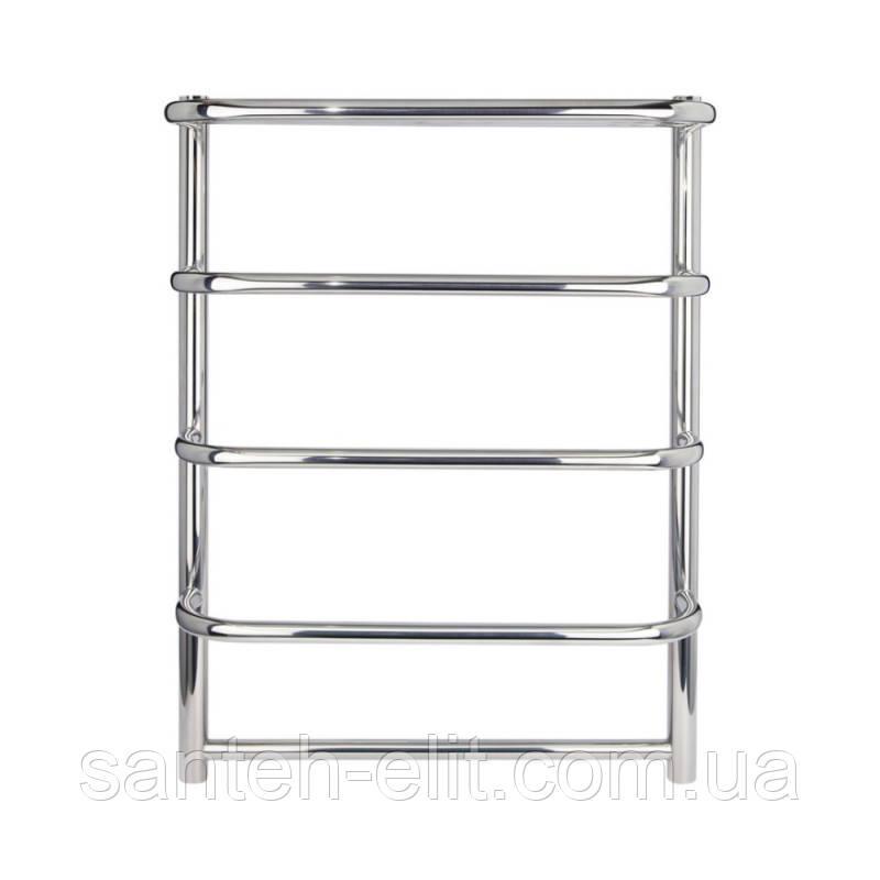 Полотенцесушитель водяній Q-tap Standard shelf P5 500x700 з полицею