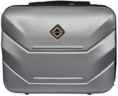 Кейс дорожній Bonro 2019 великий срібний (10500802)