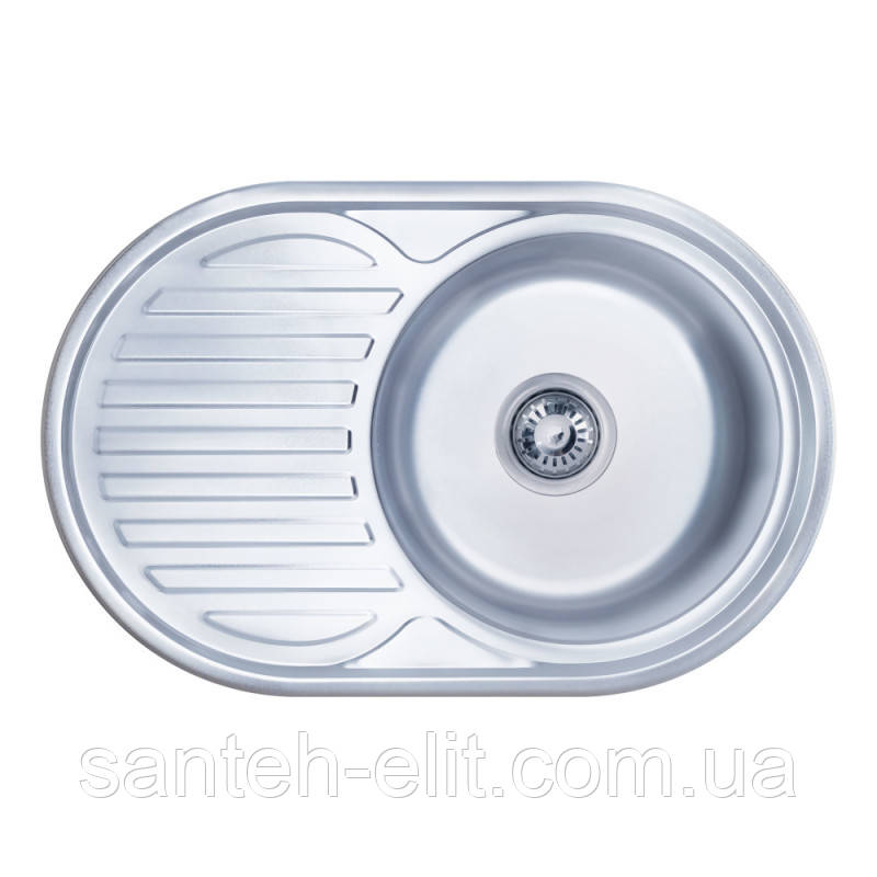 Кухонная мойка 7750 Polish (0,6 мм)