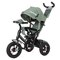Детский трёхколёсный велосипед Camaro, «Tilly» (T-362/1), цвет Green (зелёный)