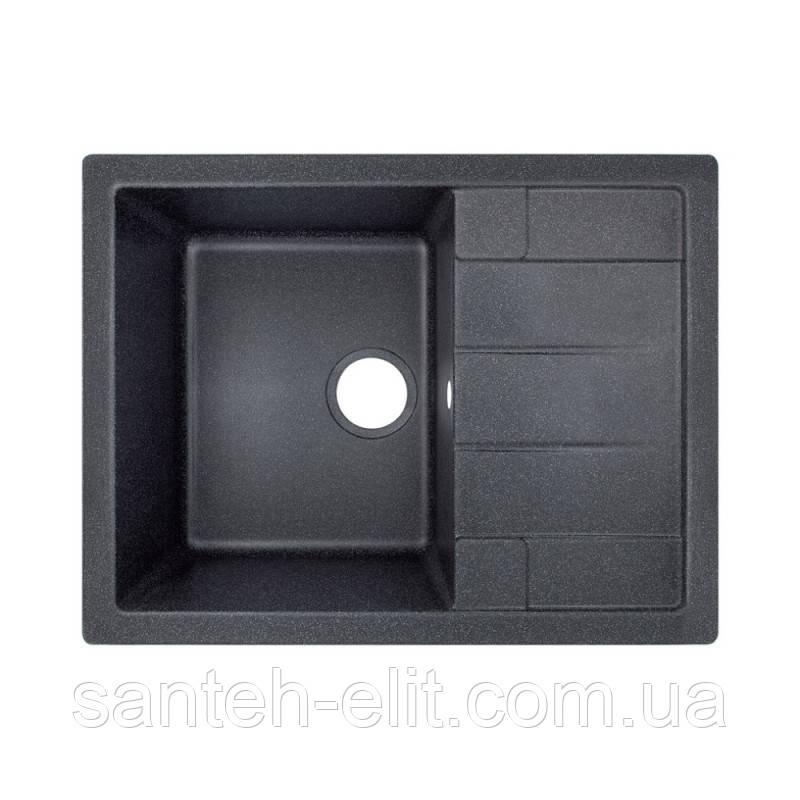 Кухонная мойка GF 650x500/200 BLA-03 (GFBLA03650500200)
