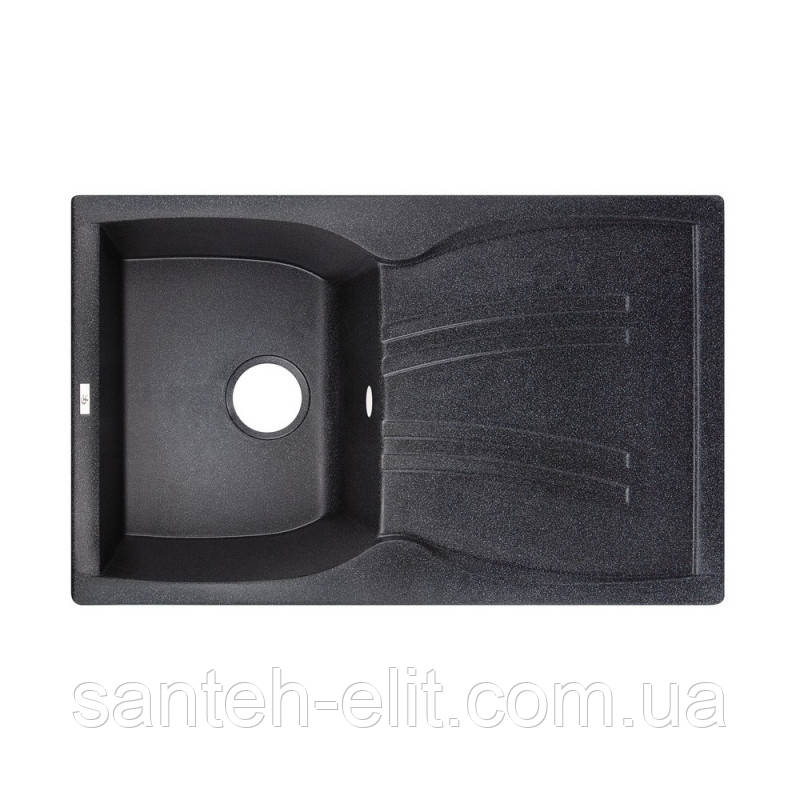 Кухонная мойка GF 790x500/200 BLA-03 (GFBLA03790500200)