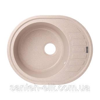 Кухонная мойка GF 620x500/200 MAR-07 (GFMAR07615500200)
