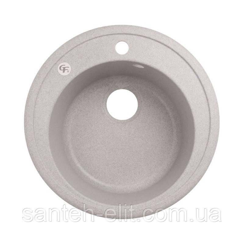Кухонна мийка GF D510/200 GRA-09 (GFGRA09D510200)