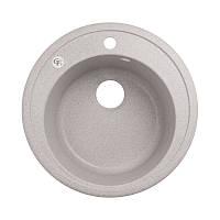 Кухонна мийка GF D510/200 GRA-09 (GFGRA09D510200), фото 1