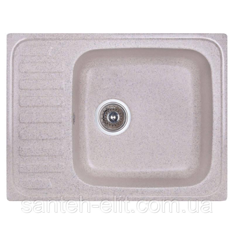 Кухонная мойка Fosto 6449 SGA-300 (FOS6449SGA300)