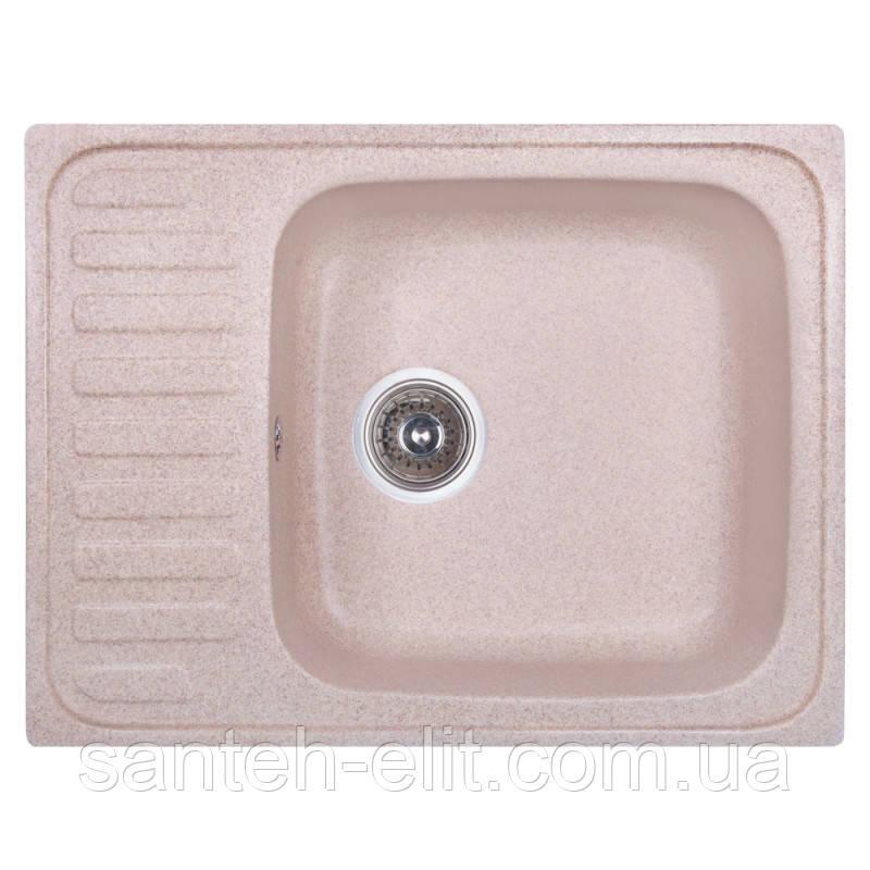 Кухонна мийка Fosto 6449 SGA-806 (FOS6449SGA806)