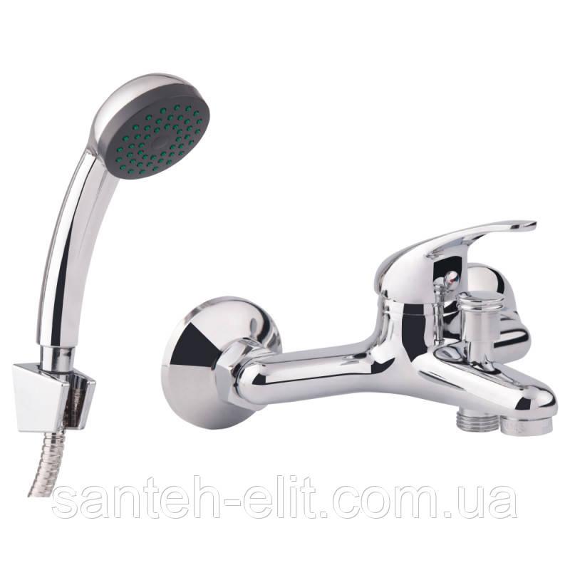 Смеситель для ванны Q-tap Smart CRM 006