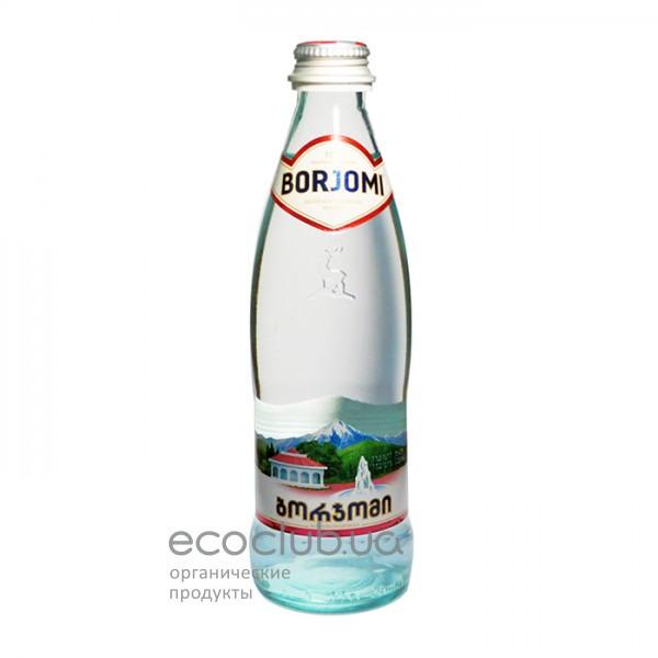 Минеральная вода Боржоми сильногазированная 0.33л