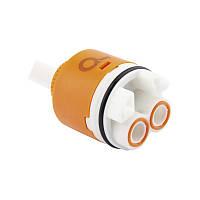Картридж Q-tap 40 New с пластиковым штоком, фото 1