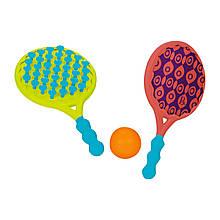 Игровой набор Пляжный теннис два-в-одном