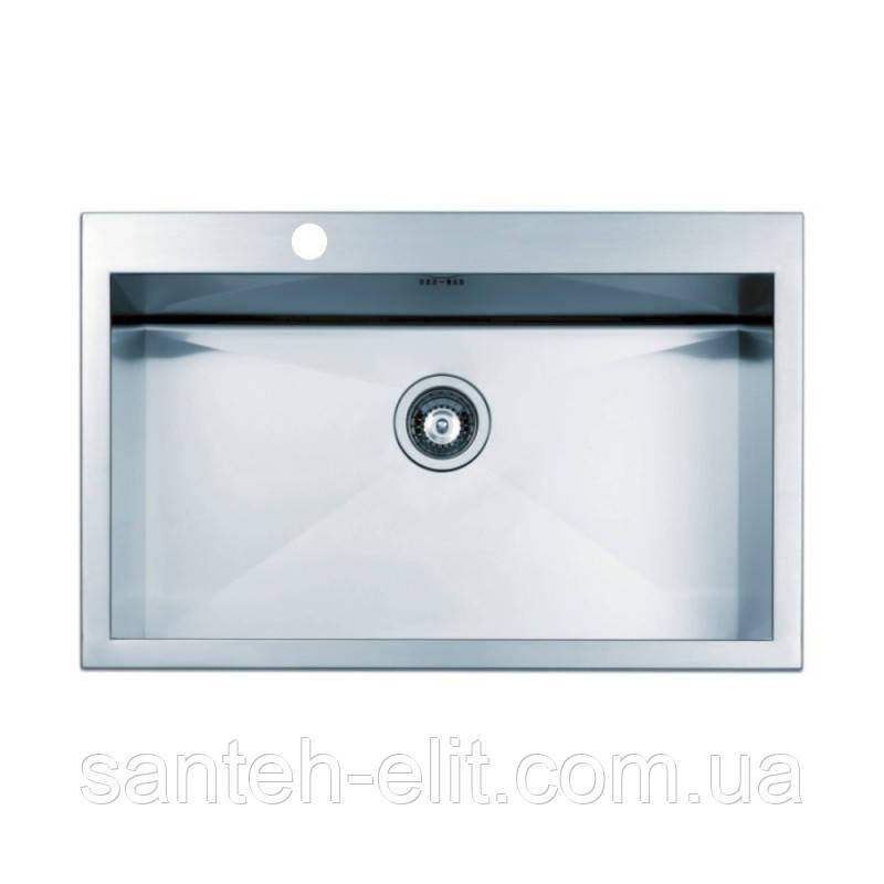 Кухонна мийка Apell Amalthea SQ72ISC Satin