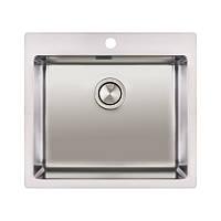 Кухонна мийка Apell Linear Plus LNP50FBC Brushed, фото 1