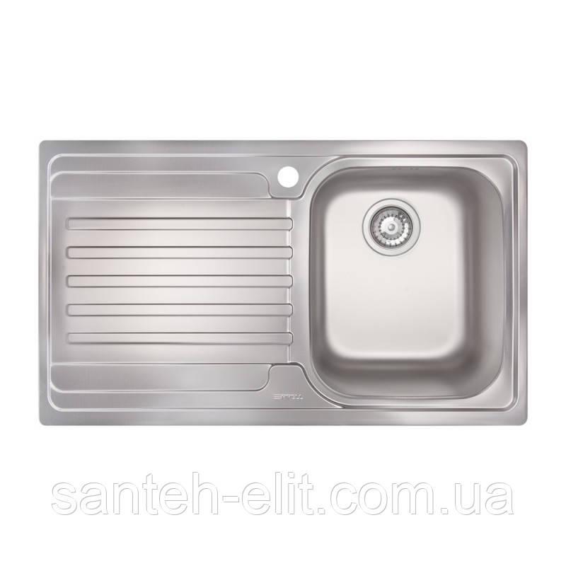 Кухонная мойка Apell Venezia VE861ILAC Satin