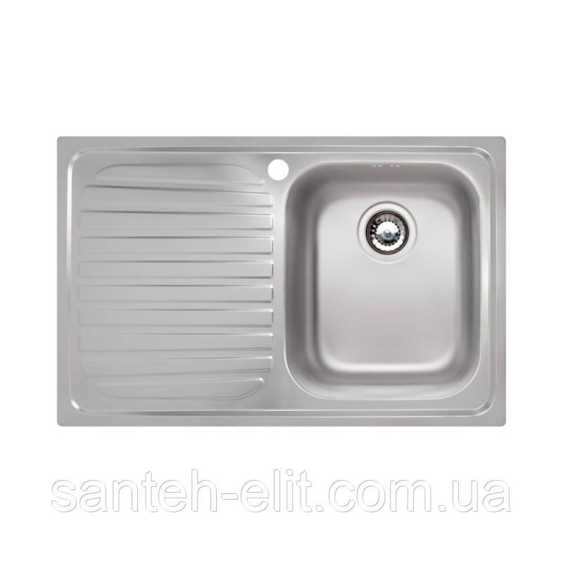 Кухонная мойка Apell Venezia VE791ILBC Brushed