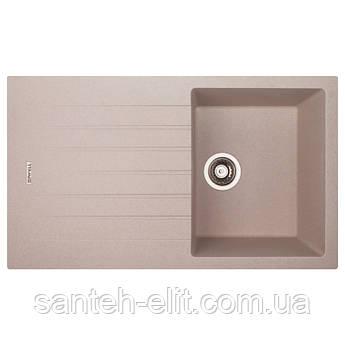 Кухонная мойка Apell Pietra Plus PTPL861GO Oats granit