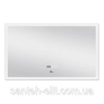 Зеркало Q-tap Mideya LED DC-F615 с антизапотеванием 1000х600