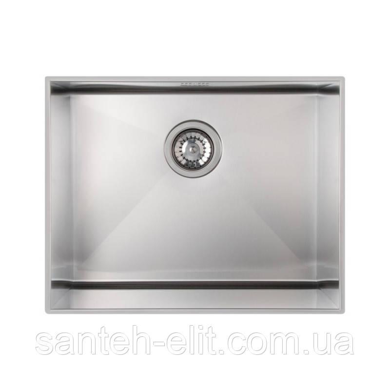 Кухонная мойка Apell Ferrara Zero FEQ50USC Satin