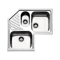 Кухонна мийка Apell Angolo ROAN3IAC Satin