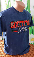 Футболка мужская XL(50р) 20P322 SIXTYTWO джинс Valimark