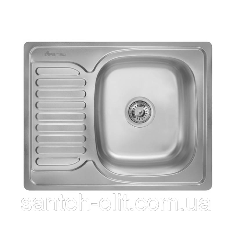 Кухонна мийка Imperial 6350 Decor (IMP6350DEC)