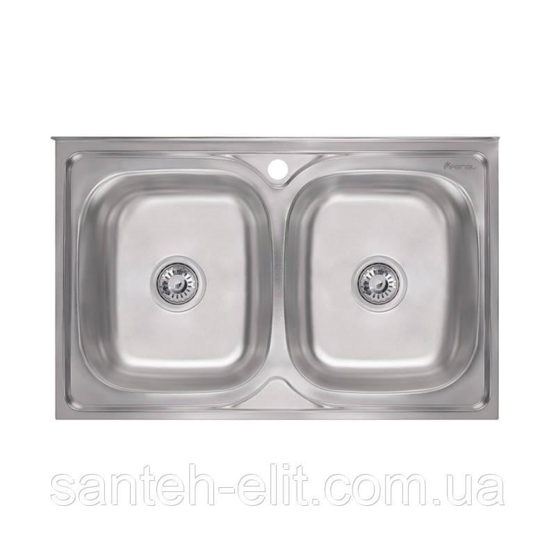 Кухонная мойка Imperial 5080 Polish (IMP5080POLD)