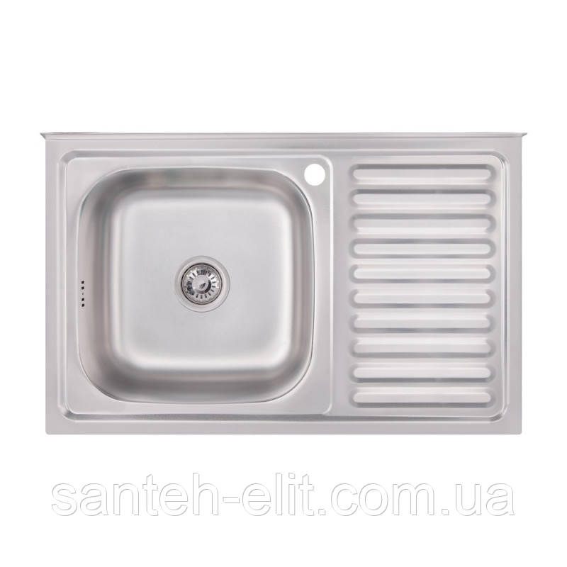 Кухонная мойка Imperial 5080-L Polish (IMP5080LPOL)