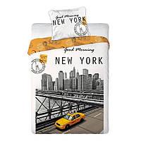 Комплект постельного белья NEW YORK 160x200 см