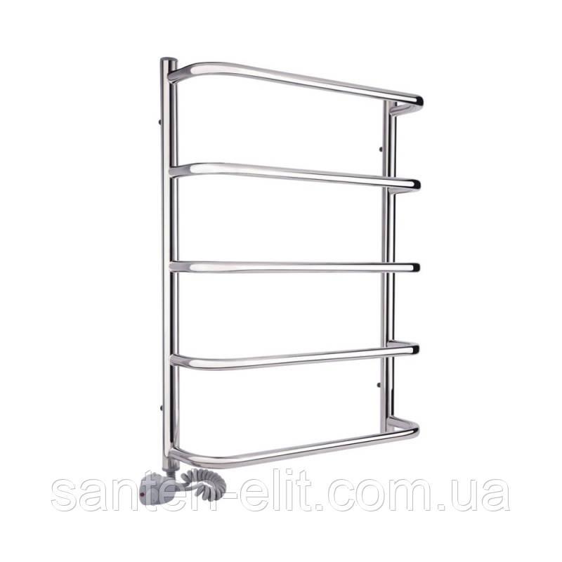Полотенцесушитель электрический Q-tap Standard (CRM) P5 500х700 LE