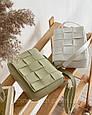 Сумка Кросс-боди бежевая, фото 3